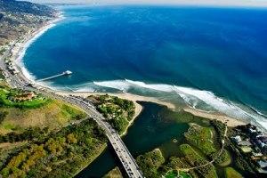 Malibu Beaches in Southern California